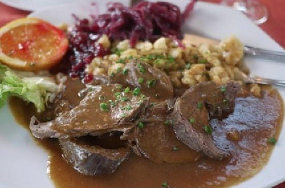Wildrezept für die Feiertage: Klassischer Hirschrücken