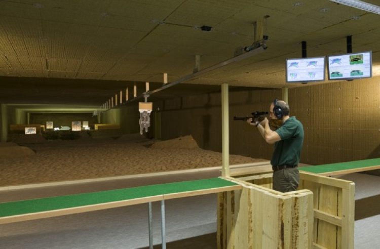 Vor der Jagd zum Schießtraining – Schießkinos und Schießstände