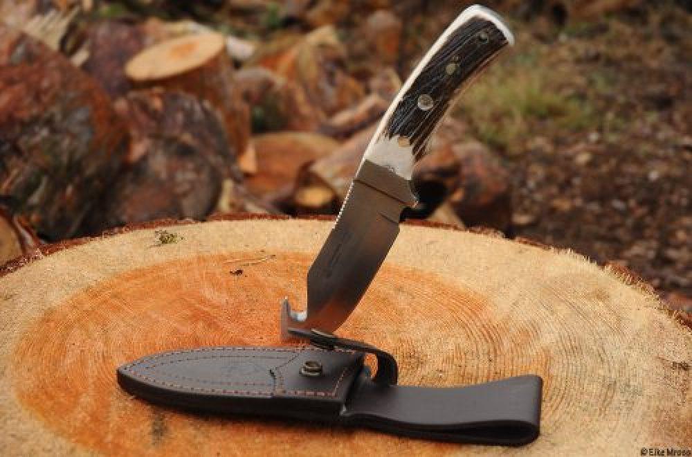 Welche Messer braucht der Jäger?