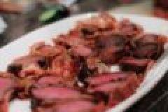 Wildrezept der Woche: Reh-Medaillons im Speckmantel