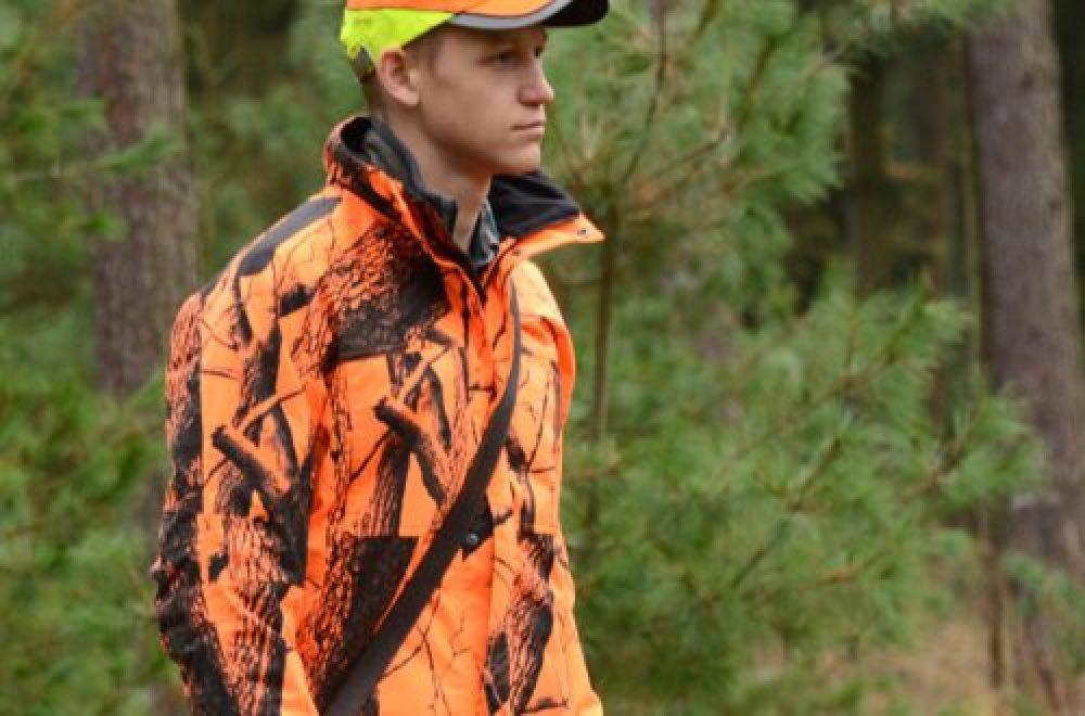 Beretta Jagdjacke Brown Bear orange: ein Testbericht