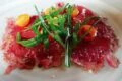 Wildrezept der Woche: Reh Carpaccio mit Ruccola