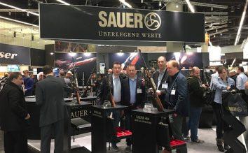 Sauer auf der IWA 2015