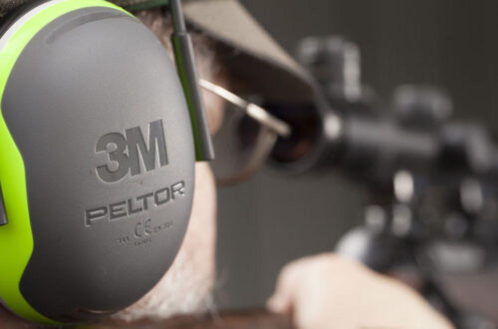 3M Peltor Gehörschutz für Jagd und Schießsport