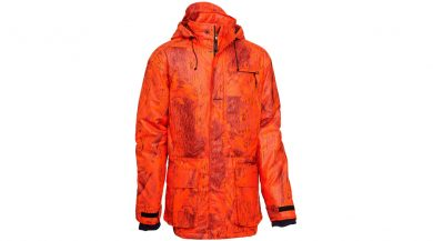 Chevalier Pointer Padded High Vis Coat Jagdjacke