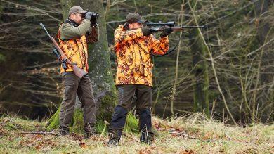 Deerhunter Jagdbekleidung für die Drückjagd