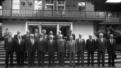 staatsgäste erich honeckers in der schorfheide