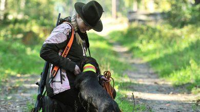 Pinewood Red Deer Damen Jagd Jacke