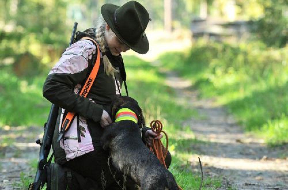 Im Test: Pinewood Red Deer Damen Jagdjacke