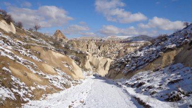 Türkei im Winter
