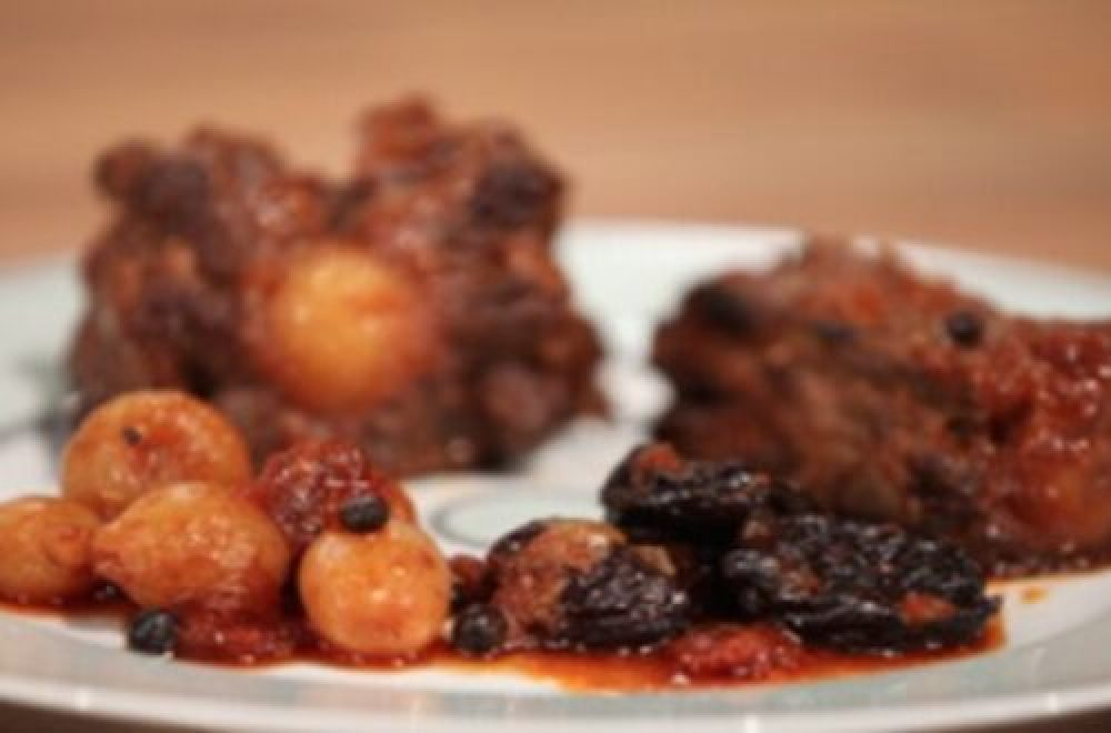 Rezept für Kaninchen-Stifado – Leichte Zubereitung