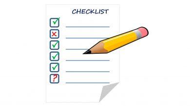 Frühjahrsputz Checkliste checkliste frühjahrsputz im jagdrevier