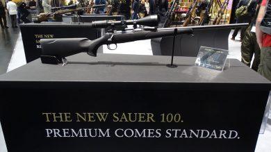 Die neue Sauer 100 auf der IWA 2016