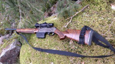 Halbautomatische Waffen: für Jäger bald verboten?