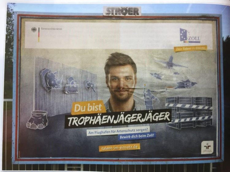 """Trophäenjagd: """"Trophäenjägerjäger"""" bleiben arbeitslos"""