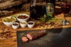 Wildrezept der Woche: Rehrücken im Ganzen