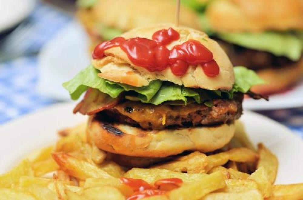 Wildrezept der Woche: Wildschwein Burger